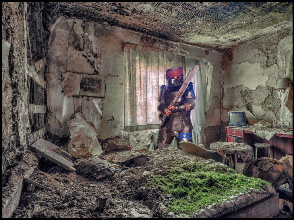 Decayed Home