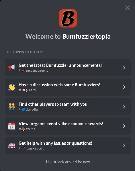 Discord Welcome