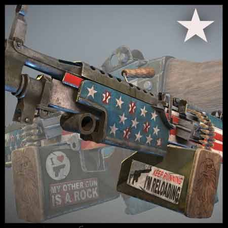 M249 Independence