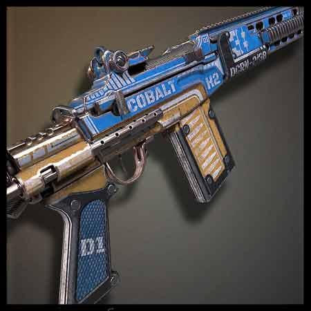 M39 Cobalt Ice
